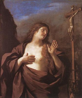 Guercino Mary Magdalene in Penitence