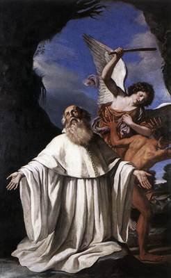 Guercino St Romuald