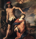 GUERCINO Martyrdom of St Catherine