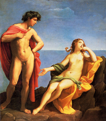 Reni Guido Bacchus And Ariadne