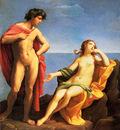 Reni Guido Bacchus And Ariadne