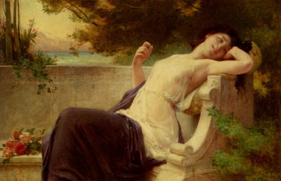 Seignac Guillaume An Afternoon Rest