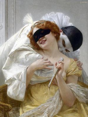 Seignac Guillaume pierrots embrace