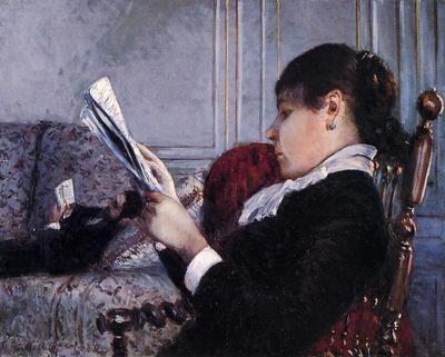 Caillebotte Gustave Interior2
