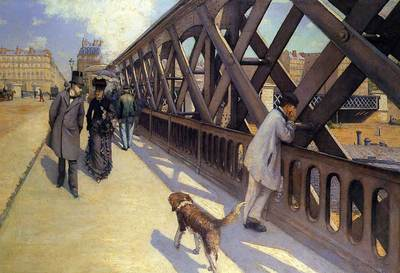 Caillebotte Gustave The Pont du Europe