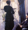 Caillebotte Gustave Interior
