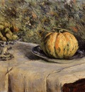 caillebotte gustave melon and bowl of figs gustave caillebotte 1880
