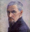 Caillebotte Gustave Self Portrait