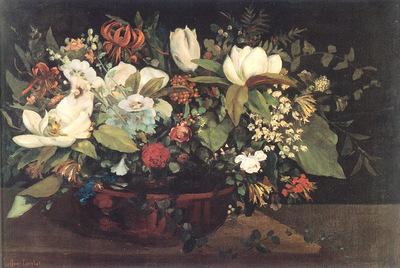 Basket of Flowers CGF