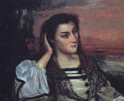 Portrait of Gabrielle Borreau The Dreamer CGF