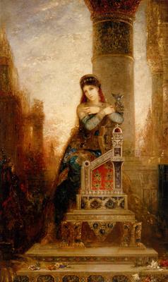 Moreau Gustave Desdemone