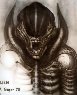 hr giger alien III