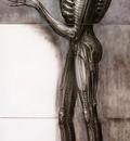 hr giger alien II