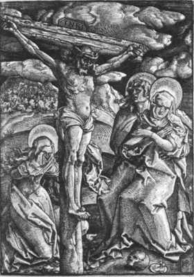 BALDUNG GRIEN Hans Crucifixion