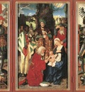 BALDUNG GRIEN Hans Adoration Of The Magi