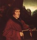 BALDUNG GRIEN Hans Portrait Of Ambroise Volmar Keller