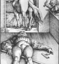 BALDUNG GRIEN Hans The Groom Bewitched