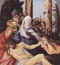 BALDUNG GRIEN Hans The Lamentation Of Christ