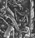 BALDUNG GRIEN Hans Witches Sabbath