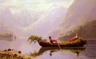 Dahl Hans The Fjord