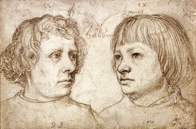 HOLBEIN Hans the Elder Ambrosius And Hans Holbien