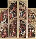 HOLBEIN Hans the Elder Wings Of The Kaisheim Altarpiece