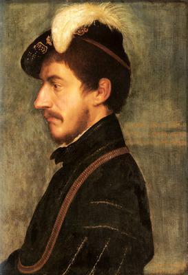 Holbein Hans Portrait Of Sir Nicholas Pyntz