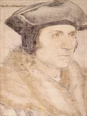 Holbien the Younger Sir Thomas More