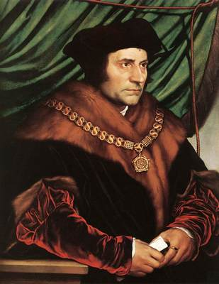 Holbien the Younger Sir Thomas More2