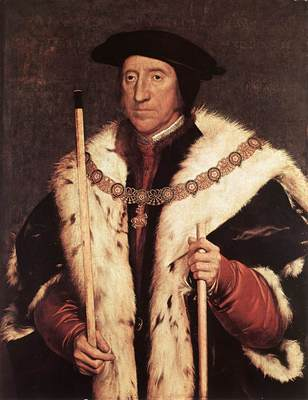 Holbien the Younger Thomas Howard Prince of Norfolk