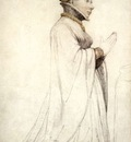 Holbien the Younger Jeanne de Boulogne Duchess of Berry