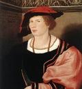 Holbien the Younger Portrait of Benedikt von Hertenstein