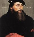Holbien the Younger Portrait of Duke Antony the Good of Lorraine