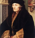 Holbien the Younger Portrait of Erasmus of Rotterdam