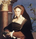 Holbien the Younger Portrait of Lady Mary Guildford2