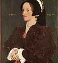 Holbien the Younger Portrait of Margaret Wyatt Lady Lee