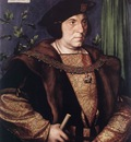 Holbien the Younger Portrait of Sir Henry Guildford