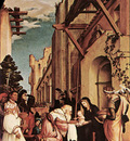 Holbien the Younger The Oberried Altarpiece left wing