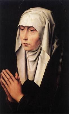Memling Hans Mater Dolorosa 1480s