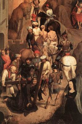 Memling Hans Scenes from the Passion of Christ 1470 1 detail3
