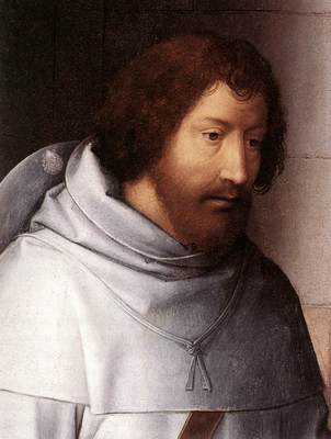 Memling Hans St John Altarpiece 1474 9 detail11 closed