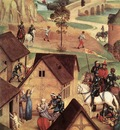 Memling Hans Advent and Triumph of Christ 1480 detail1