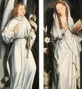 Memling Hans Annunciation