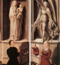 Memling Hans Last Judgment Triptych open 1467 1 detail13