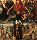 Memling Hans Last Judgment Triptych open 1467 1 detail4