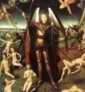 Memling Hans Last Judgment Triptych open 1467 1 detail7
