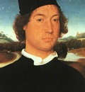 Memling Hans Portrait of a Young Man 1480s