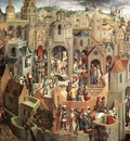 memling hans scenes from the passion of christ 1470