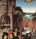 Memling Hans St John Altarpiece 1474 9 detail3 left wing