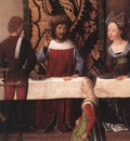 Memling Hans St John Altarpiece 1474 9 detail5 left wing